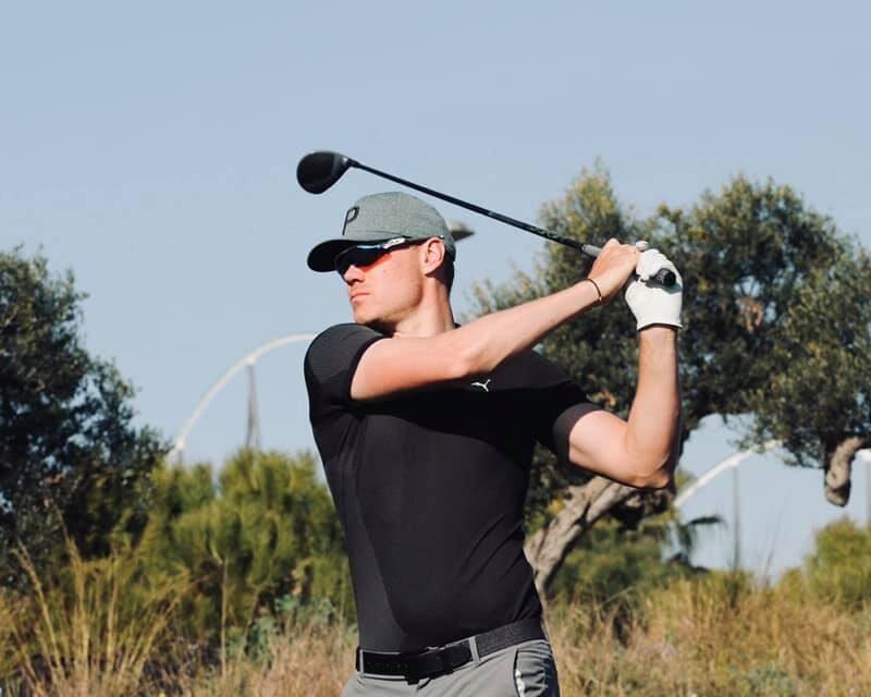 Adam Andersson Pro Golfer